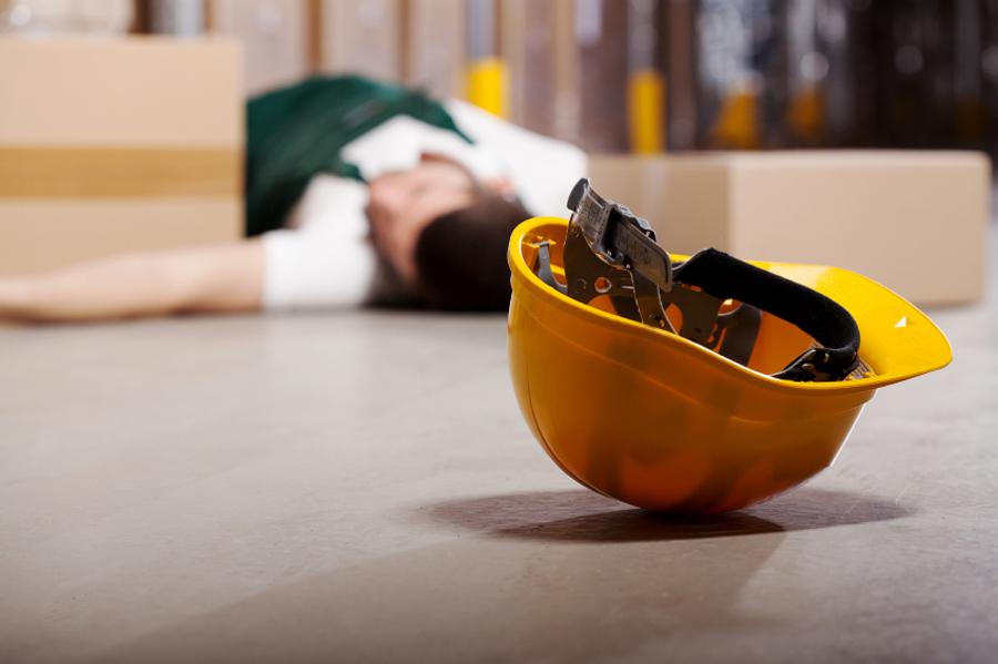 Arbeiten mit Regalanlagen – Unfallpotenziale erkennen und vermeiden