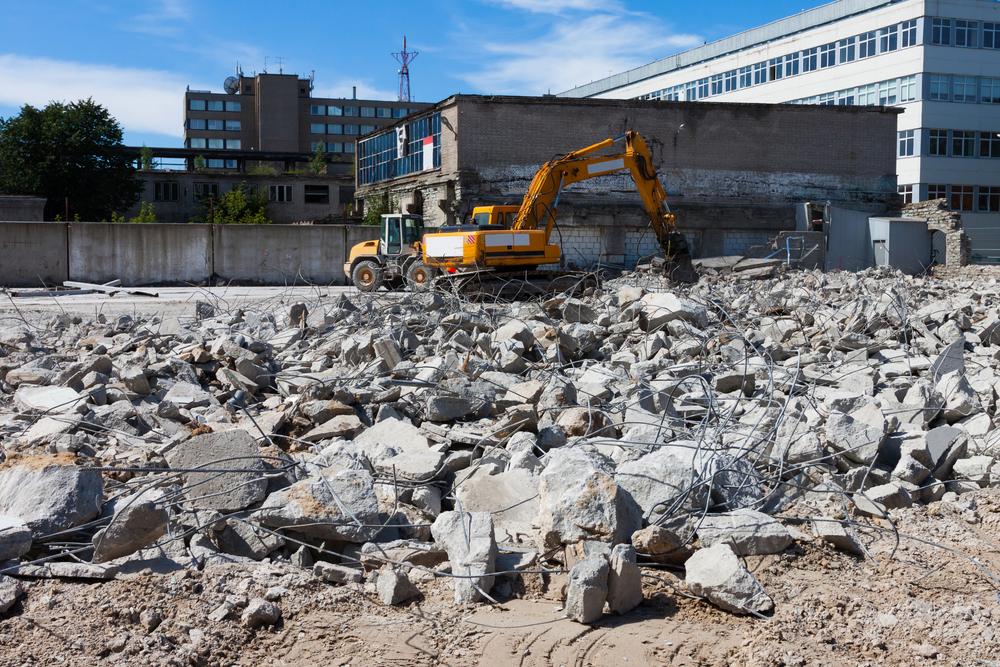 Gefahr durch Asbest ist noch ein akutes Thema