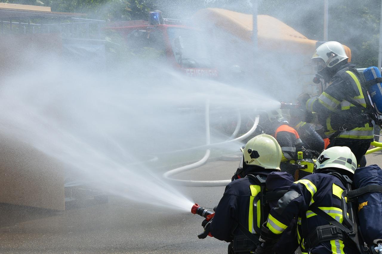 Wie viele Brandschutzhelfer muss ein Unternehmen haben?