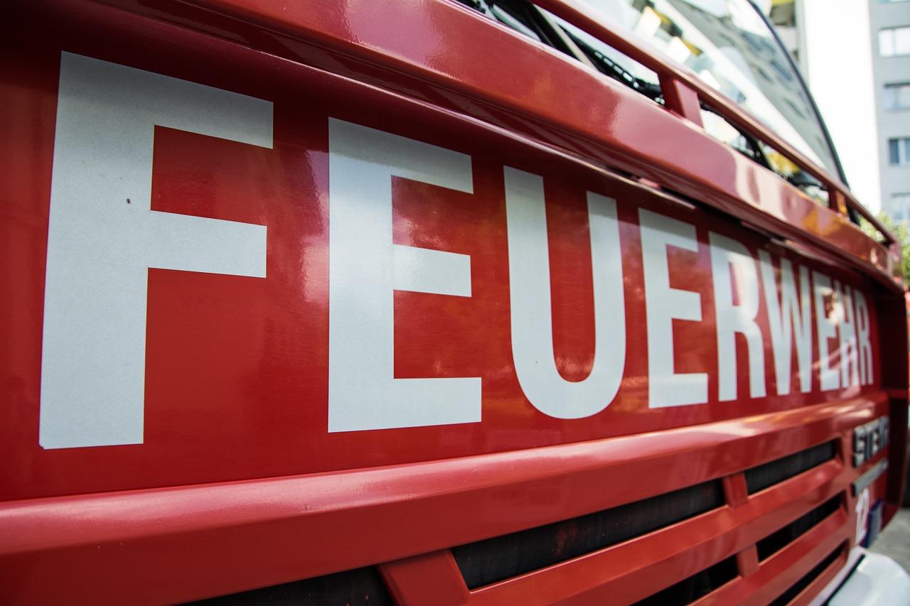 Ausschreibung von Einsatzfahrzeugen und Feuerwehrfahrzeugen
