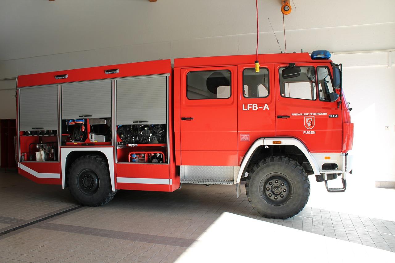 Feuerwehrhäuser nach Vorgaben richtig planen