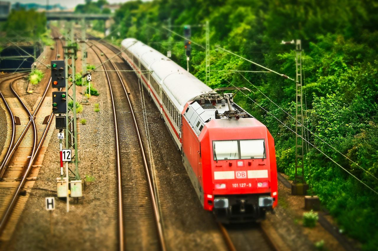 Die Digitalisierung in der Bahntechnik